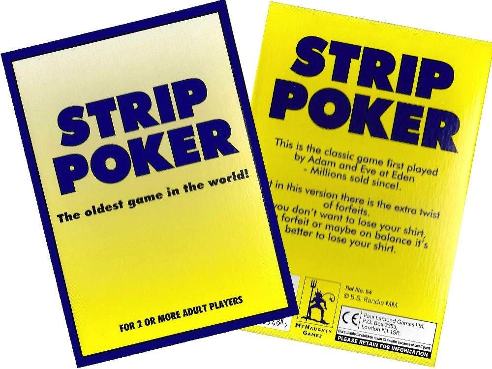 poker forfeit strip