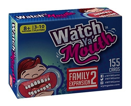 Australia WATCH YA MOUTH FAMILY EXPANSION PACK 2