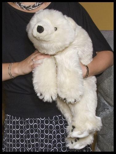 USA Polar Bear Hugs 26 in.