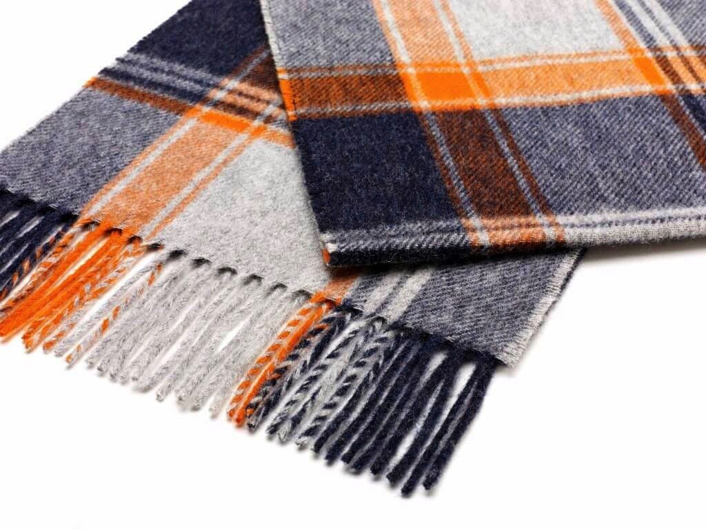 Europe S0244/D05 HOWGILL DENIM SCARF