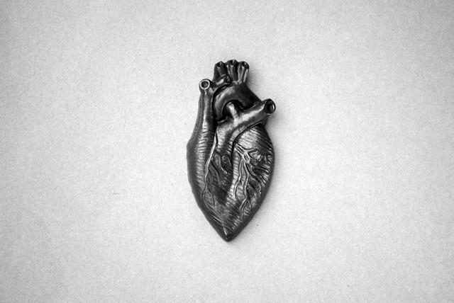 USA Curio Heart