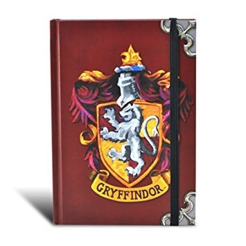 Australia Harry Potter - Gryffindor A6 Notebook