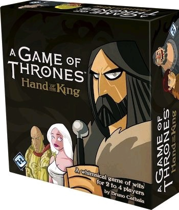Australia Game of Thrones - Hand of the King Game