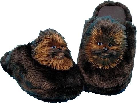 Australia Star Wars - Chewbacca Slippers (Large)