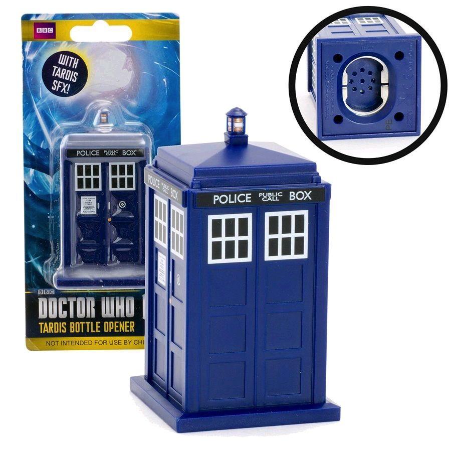 Australia Dr Who - TARDIS Bottle Opener