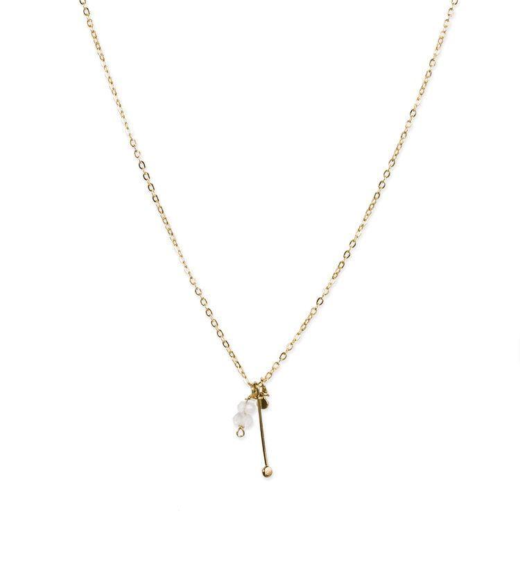 USA Trincitas Necklace - Gold