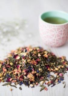 Australia Blossom Green Tea 50g Jar