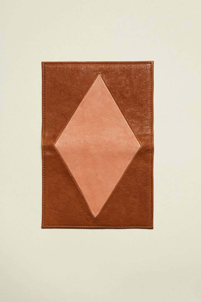 Australia Terracotta Passport Holder