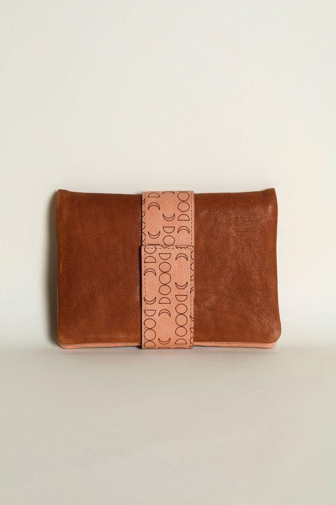 Australia Terracotta Bedford Wallet