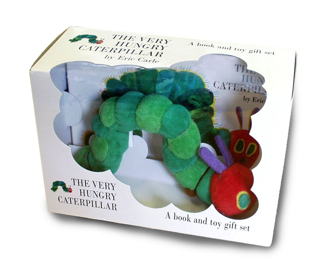 Australia Very Hungry Caterpillar (Book And Toy Pack)