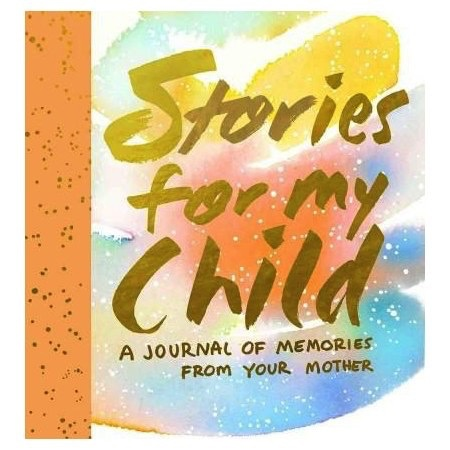 Australia Stories For My Child: A Mother's Memory Journal
