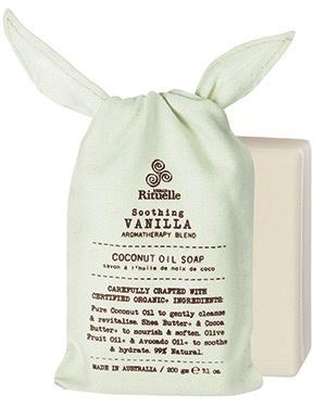 Australia FL 200gm Coconut Oil Soap Vanilla