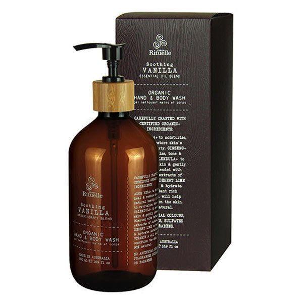 Australia FL 500ml Vanilla Hand & Body Wash