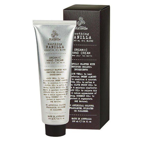 Australia FL 100ml Hand Cream Vanilla