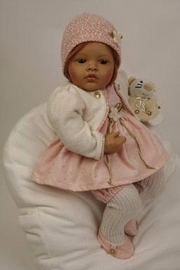 """Europe """"Baby Melissa"""" 50cm Artist Natali Blick"""