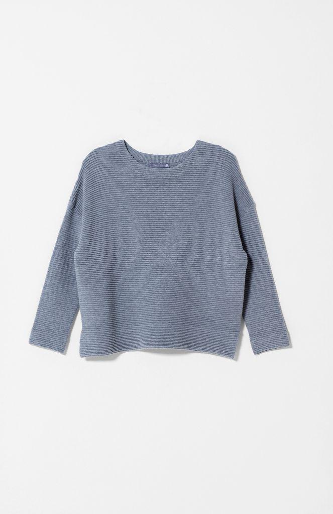 Australia S Grey Ottoman Knit SWTR