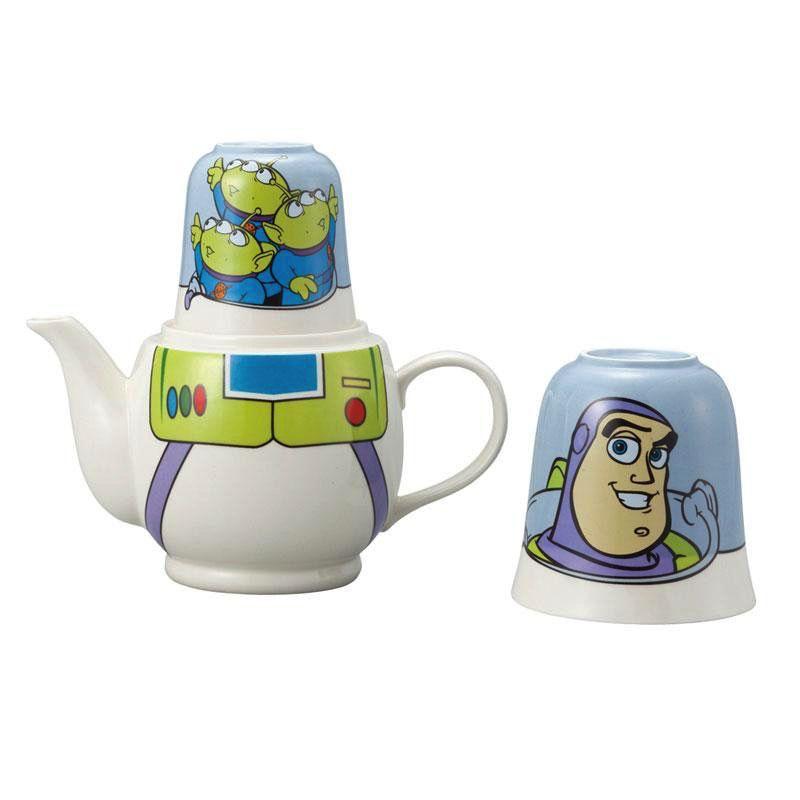 Australia Buzz Lightyear Tea for Two Set