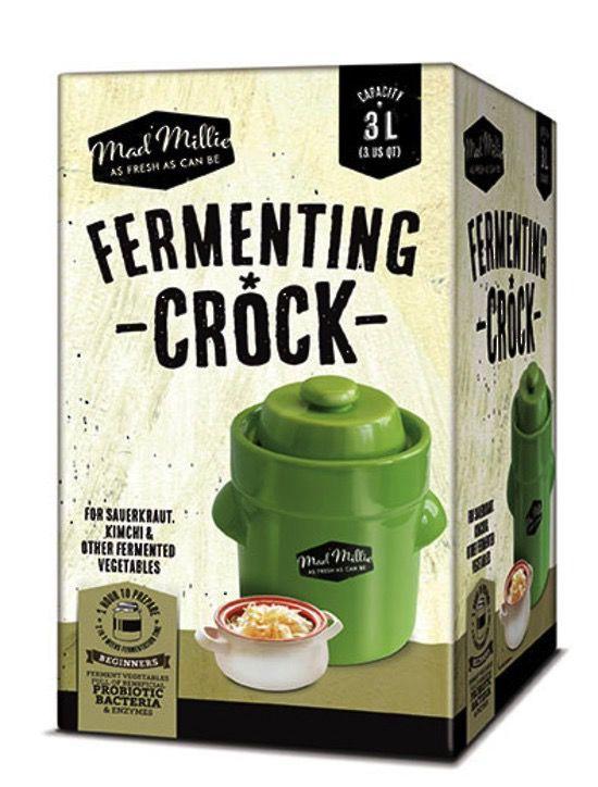 Australia Mad Millie Fermenting Crock