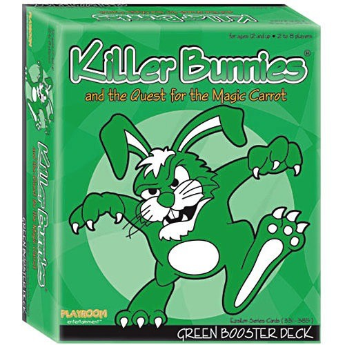 Australia KILLER BUNNIES GREEN BOOSTER