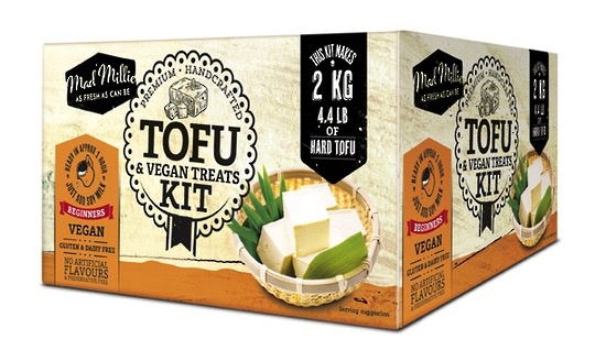 Australia Mad Millie Tofu and Vegan Treats Kit
