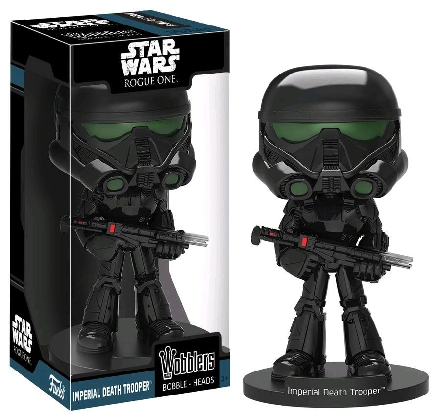 Australia Star Wars: Rogue 1 - Death Trooper Deluxe Wobbler