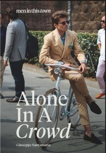 Australia Men in this Town: Alone in a Crowd Santamaria, Giuseppe