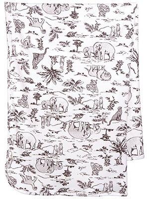 Australia Wrap Knit Print Wild