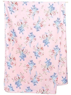 Australia Wrap Knit Print Peacock