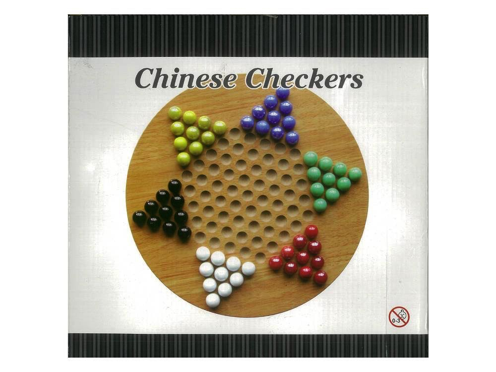 Australia CHINESE CHECKERS 29cm MARBLE