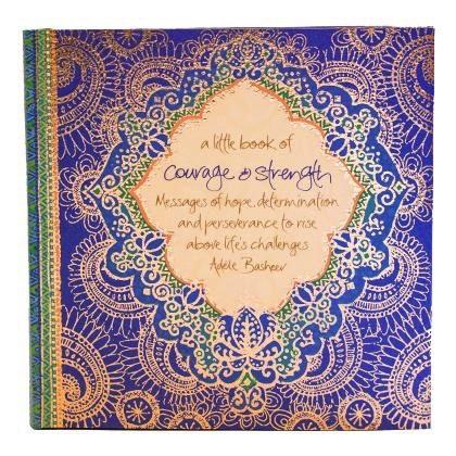 Australia Courage & Strength Quote Book
