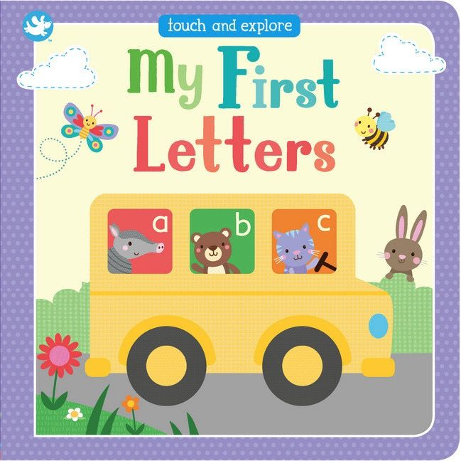 Australia MY FIRST LETTERS SHAPE BOOK