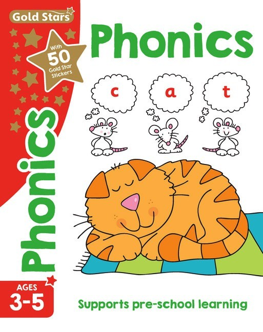 Australia GS Phonics 3-5