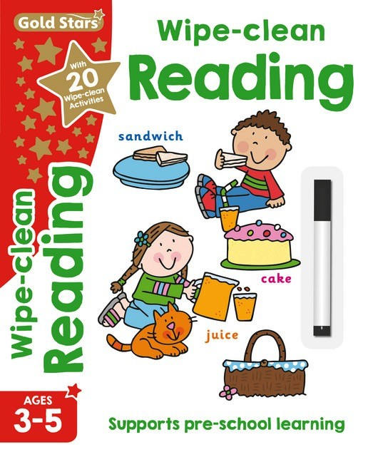 Australia GS Reading and Rhyme WipeClean