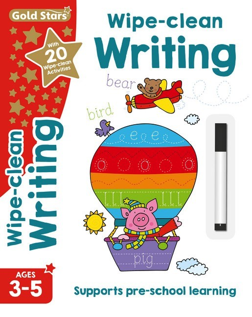 Australia GS Learning to Write WipeClean