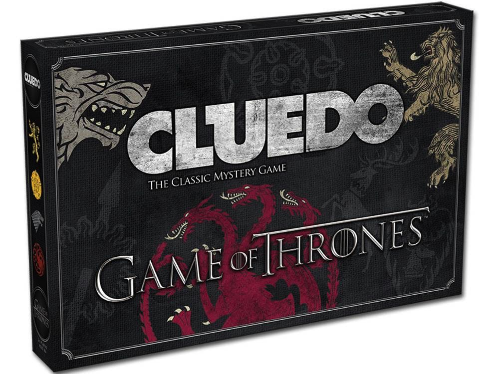 Australia CLUEDO GAME OF THRONES