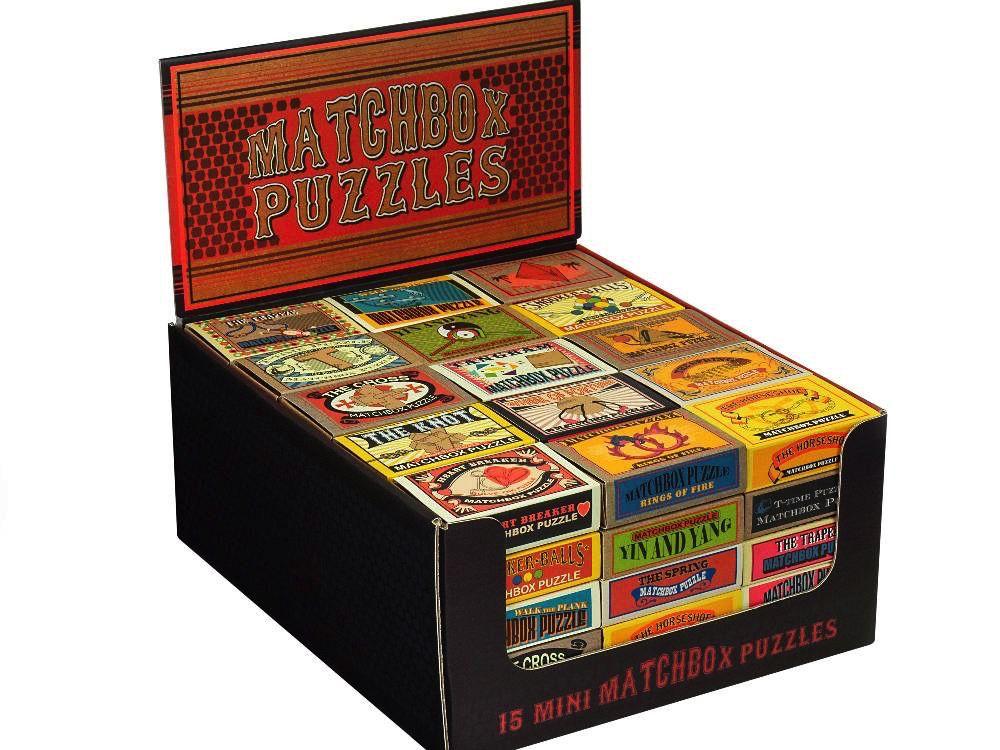 Australia ULTIMATE MATCHBOX PUZZLES