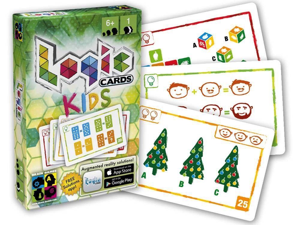 Australia LOGIC CARDS KIDS
