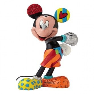 Australia RB MICKEY MOUSE CHEERFUL MEDIUM FIGURINE