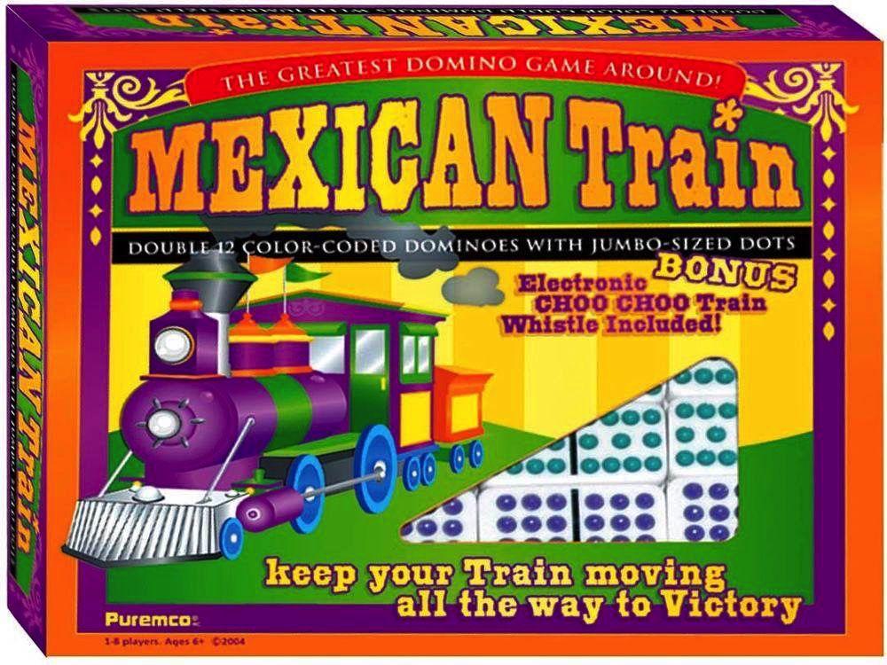 Australia MEXICAN TRAIN DOMINOES