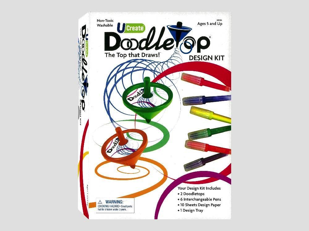 Australia DOODLETOP DESIGN KIT
