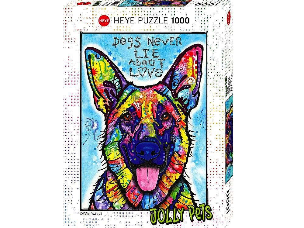 Australia JOLLY PETS, DOGS NEVER 1000