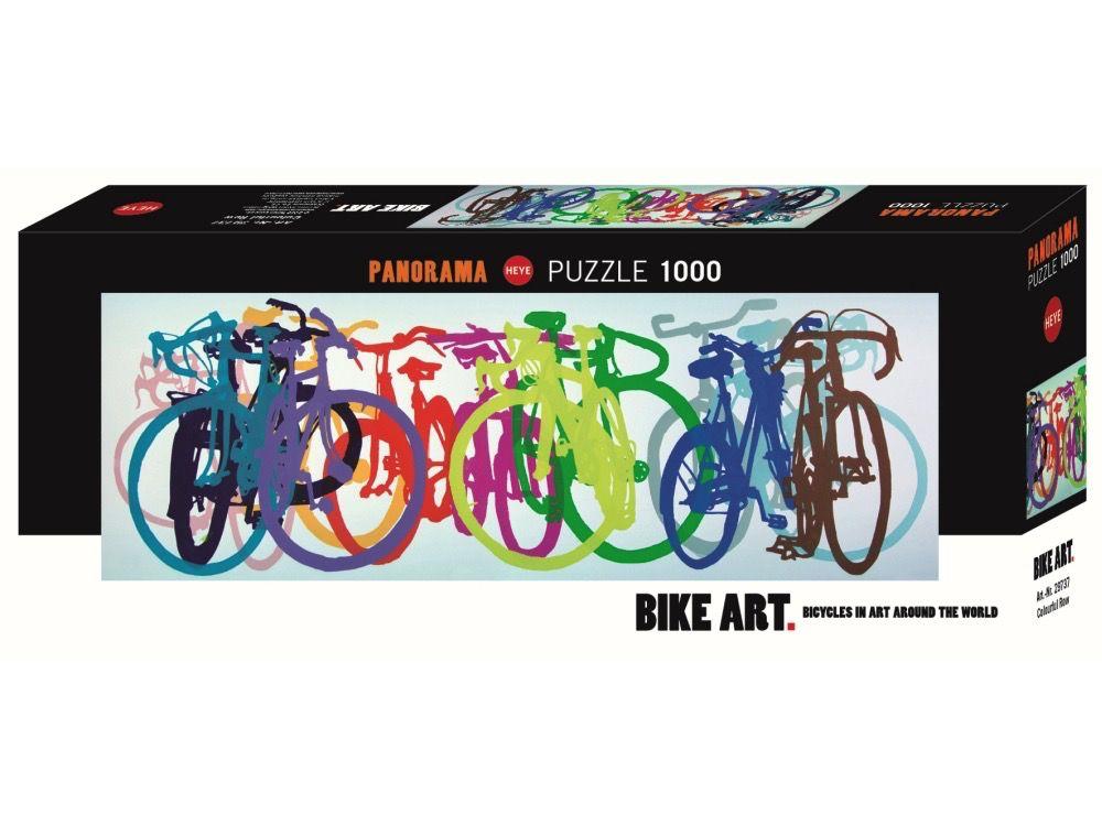 Australia BlKE ART, COLOURFUL ROW 1000