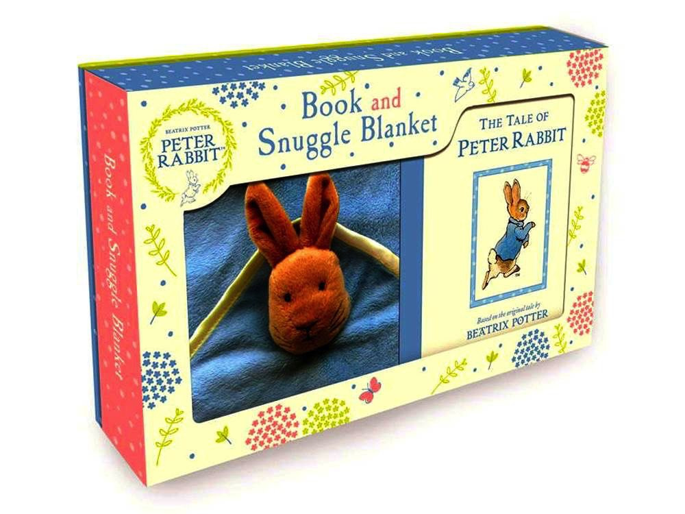 Australia PETER RABBIT BOOK & BLANKET