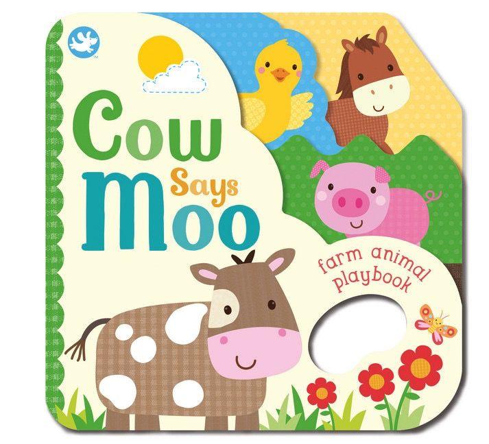 Australia COW SAYS MOOI GRAB PLAYBK