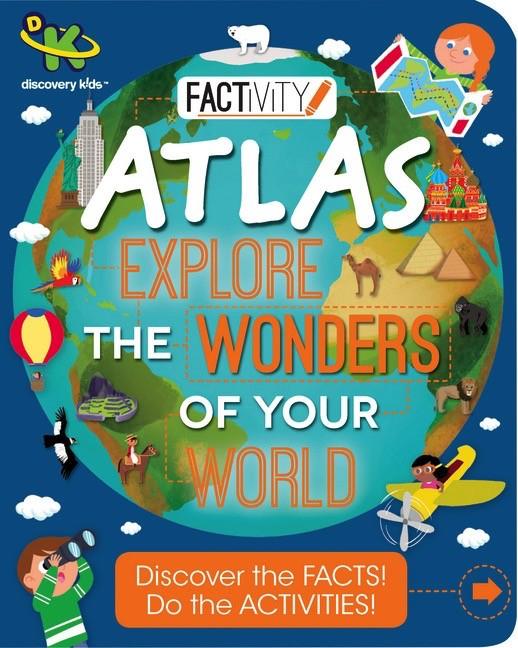 Australia ATLAS: WONDERS OF YOUR WORLD
