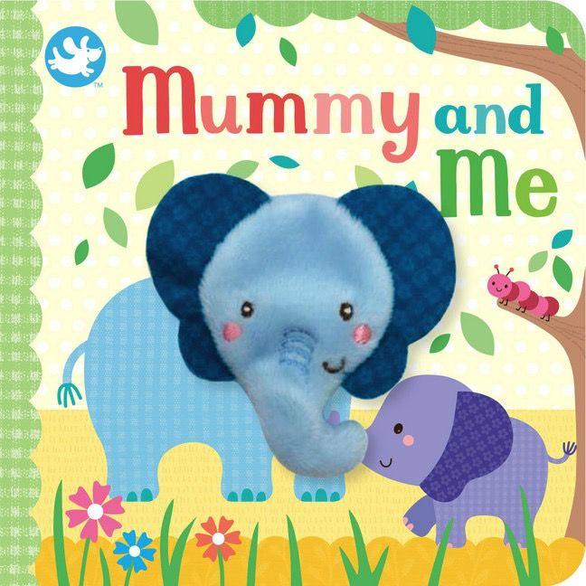 Australia MUMMY & ME FINGER PUPPET