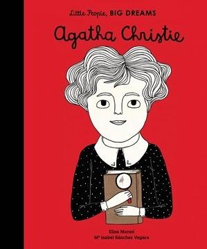 Australia Little People, Big Dreams: Agatha Christie