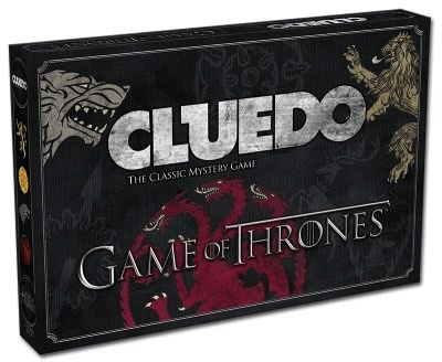 Australia Cluedo - Game of Thrones Edition