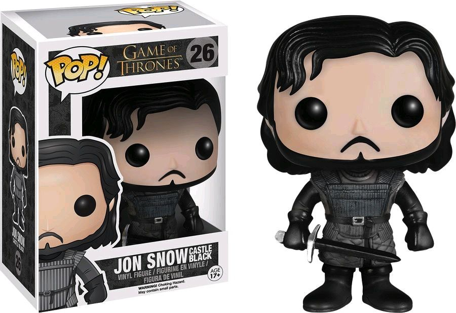 Australia Game of Thrones - Jon Snow Castle Black Pop!