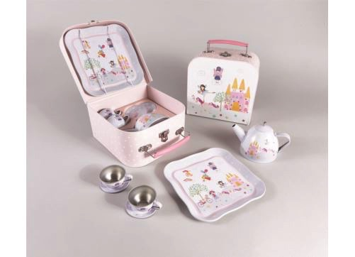 Australia Teaset - Fairy Unicorn 7Pc